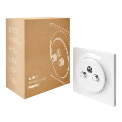 FIBARO Walli N TV-SAT Outlet